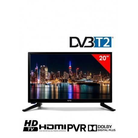 "Televisor Led 20"" NPG TV210L20H Tdt2 HD Ready"