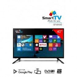 "Televisor Led 40"" NPG S411L40F Full HD Smart Tv"