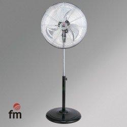 Ventilador Pie FM Fp-45 3 Vel Semi-industrial Oscilante