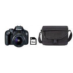 Camara Reflex Canon EOS 4000D 18-55 Dciii 16Gb SD