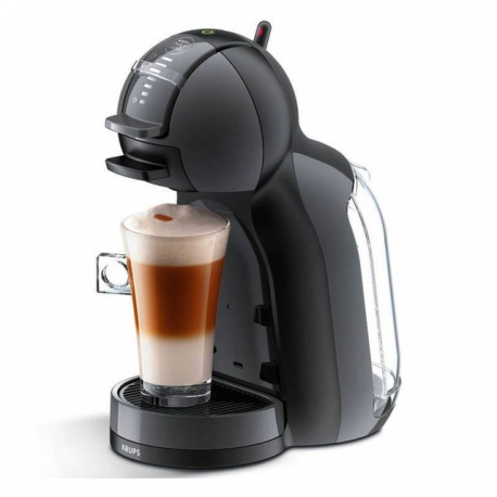 Cafetera ESPRESSO automática KRUPS Mini Me KP1208 para cápsulas Nescafé Dolce Gusto