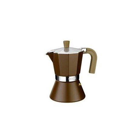 Cafetera Monix Cream 6 T.