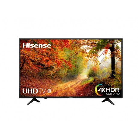 "Televisor Led 43"" Hisense 43A6140 4K Smart Tv"