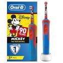 Cepillo Dental Braun D12 Vitality Mickey