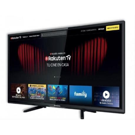 "Televisor Led  32"" Magna 32H537B Smart Tv"