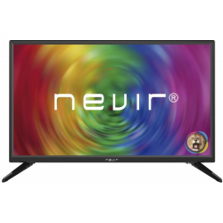 "Televisor Led 24"" NVR7428-24RD-N HD Ready Negro"