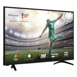 "Televisor Led 32"" Hisense 32A5600 Hd Ready Smart Tv"
