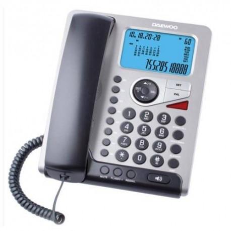 Telefono Sobremesa Daewoo Dtc-450 Blanco