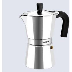 Cafetera Monix Vitro Expres 3T Aluminio