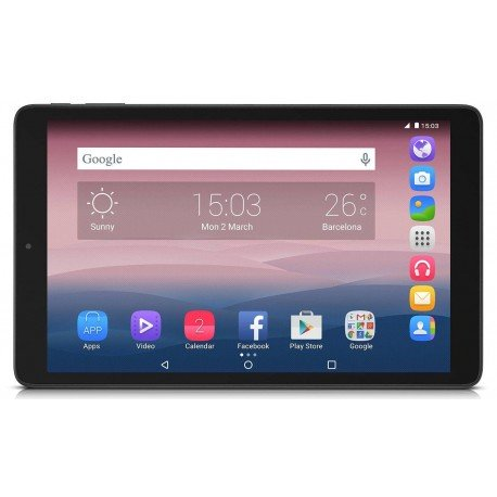 "ALCATEL ONE TOUCH PIXI 3 VOLCANO 8GB TABLET 10"" NEGRA"