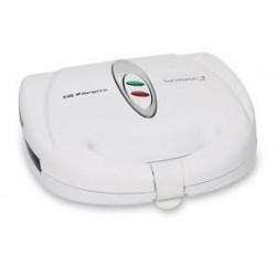 Sandwichera Orbegozo Sw-5000 Blanca