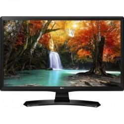 """Televisor Monitor 24"""" Lg 24TK410V-PZ Hd Ready Negro"""