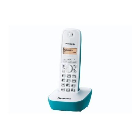 Telef. Inal. Panasonic Kx-Tg 1611 Spc Azul