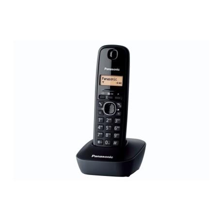 Telef. Inal. Panasonic Kx-Tg 1611 Sph Negro