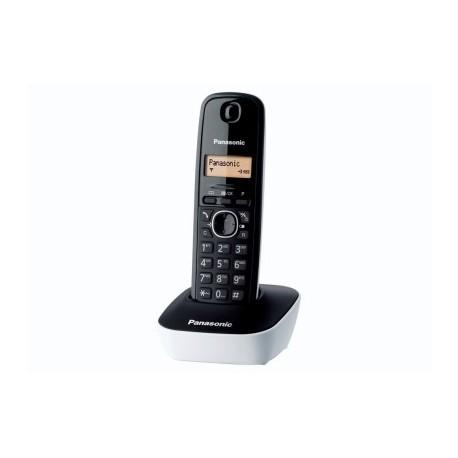 Telef. Inal. Panasonic Kx-Tg 1611 Spw Negro-Blanco
