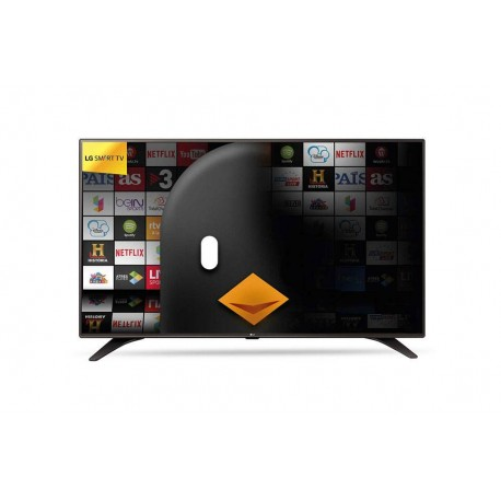 "LG Televisor Led 55"" Smart Tv 55LJ615V"