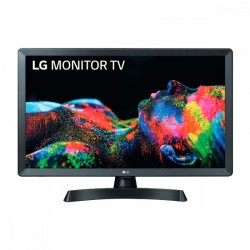 "Televisor Led 24"" LG 24TL510S-PZ Monitor HD Ready"