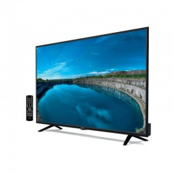 "Televisor Led 43"" Kroms KS4300FD Full HD Negro 3 HDMI 1 USB"