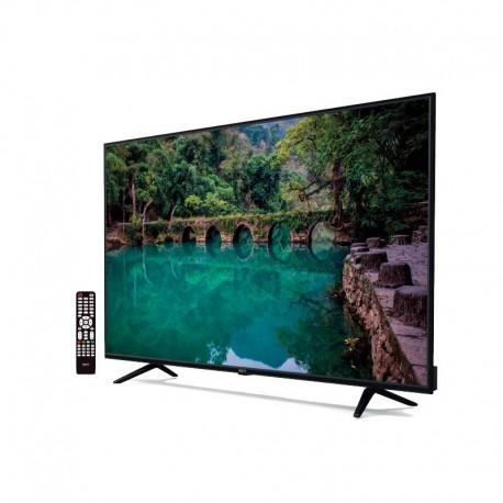 """Televisor Led 55""""  Kroms KS5500SM4K Smart TV UHD 4K Negro"""