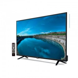 "Televisor Led 43""  Kroms KS43SMT Smart TV Full HD Negro"
