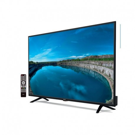 """Televisor Led 43""""  Kroms KS43SMT Smart TV Full HD Negro"""