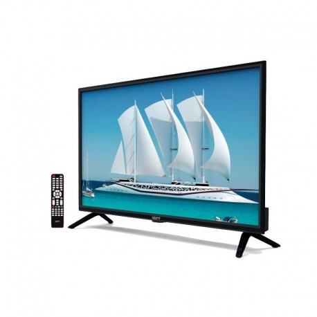 "Televisor Led 32"" Kroms KS32SMTW HD Ready Smart TV Negro"