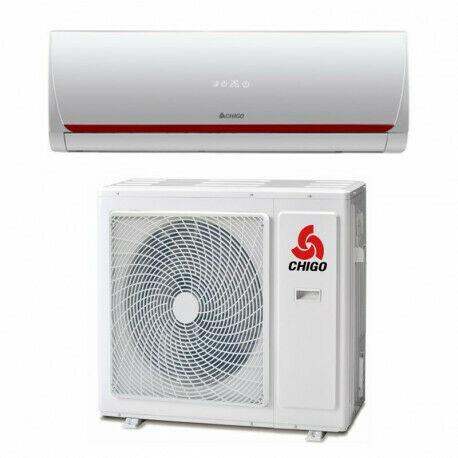 """Acond. Chigo Csv-25 2300fr Inverter Wifi (a++/a+++)"""""""