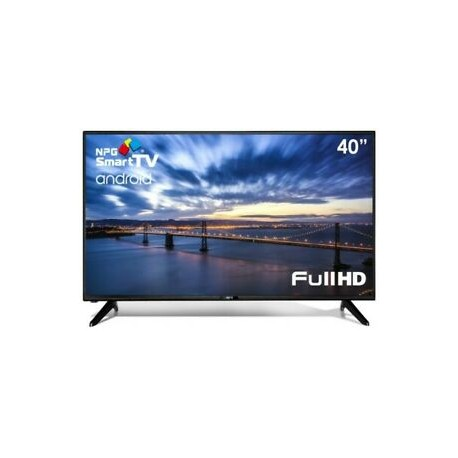 "Televisor Led 40"" NPG S420L40F Full HD Smart Tv"