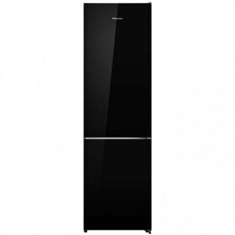 Frigorifico Combi Hisense RB438N4GB3 Cristal Negro 203x60 Cm