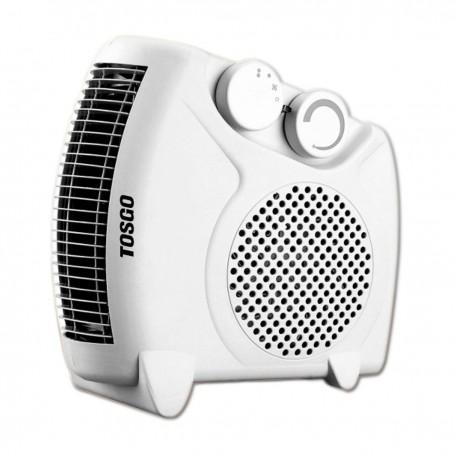 Calefactor CHIGO TOSGO TO-CA1180V 2000W Termostato