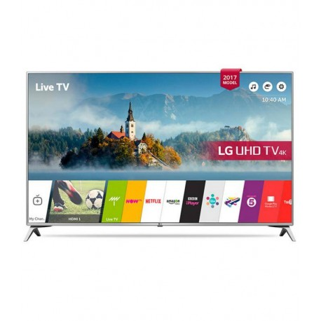 "LG Televisor Led 49"" UHD 1600 Hz 49UJ651V"