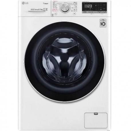 Lavasecadora LG  F4dn4009s0w 1400rpm...