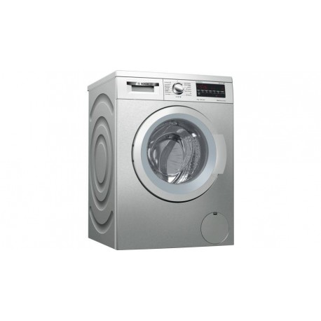 Lavadora 8kg BOSCH WUQ2448XES Inox 1200 rpm A+++