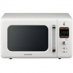 Microondas DAEWOO KOG-6LBW Retro Blanco 20 L 800/1050W