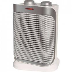 Termoventilador Vertical FM TC1900 Ceramico 1800w 2 Pot Oscilante