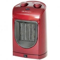 Calefactor ORBEGOZO CR5036 1800 w Rojo Ceramico