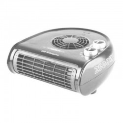 Calefactor ORBEGOZO FH5031 Horzontal Gris 2500w