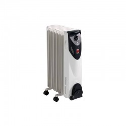Radiador Aceite FM BR-15 1500W 7 Elementos