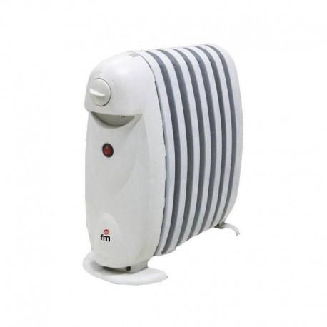 Radiador FM R7 Mini 800w 7 Elementos Termostato