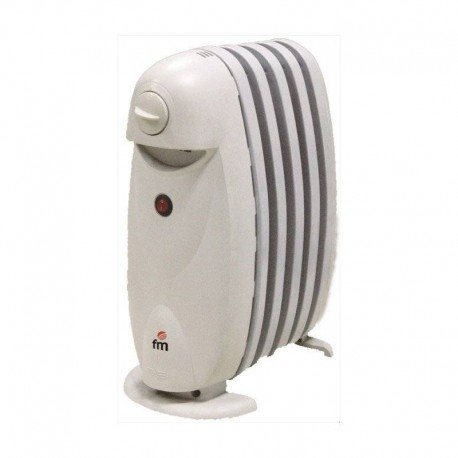 Radiador FM R5 Mini 600w 5 Elementos Termostato