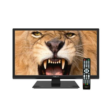 "Television Led 20"" NEVIR NVR-7415-20HD-N ready Hd"