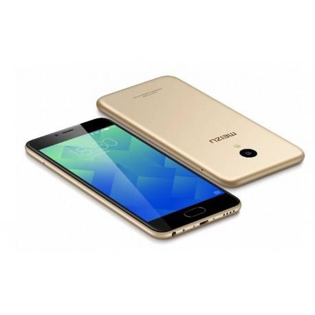 """Movil Meizu M5 5 2"""" Gold 2gb Ram  16gb 1.5ghz X4 4g Cpu Mtk Mt6750"""