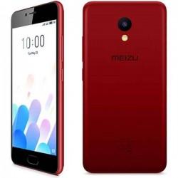"""Movil Meizu M5c m710h-2/16r 5"""" 2gb Ram 16gb Red"""