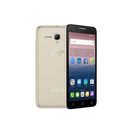 Movil Alcatel 5025d Gold Ram 1gb Memoria 8gb Android 5.1 Proc. 1.3ghz