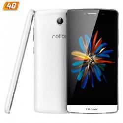 "Movil Tp Link Neffos C5 Blanco 5"" 2g 16gb + Microsd Quadcore 8 Megapixeles"