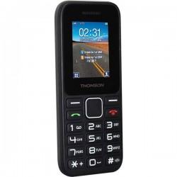 "Movil Thomson Tlink 11 Negro 1.77"" 600 Mah Bluetooth Mp3 Radio Fm"