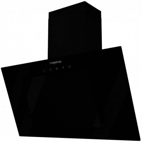 Campana Mepamsa Luna 70cm Negra Espejo 330.0486.062