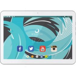 """Tablet Brigmton BTPC 1021 Blanca 10"""" Ram 1 Gb Android 5.1"""