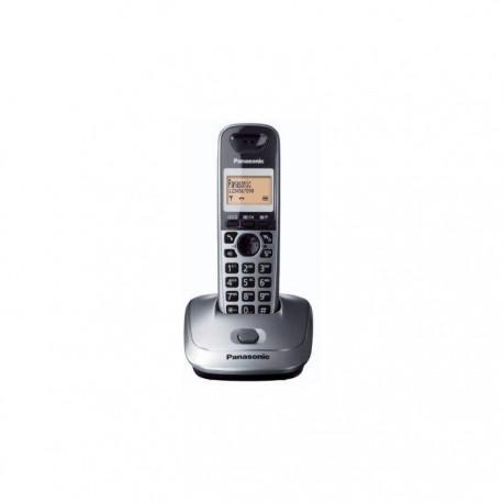 Telef. Inal. Panasonic KXTG 2511 SPM Silver