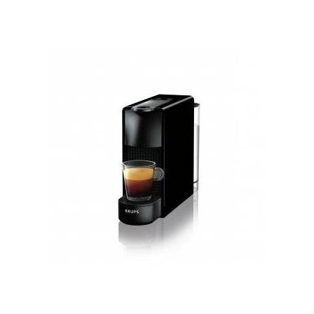 Cafetera Krups Nespresso Mini Essenza XN1108 PR5 Negra 19 Bar